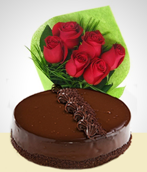 Bouquets - Combo Doce Amor